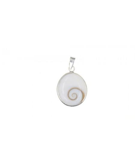 Pendentif Shiva oval