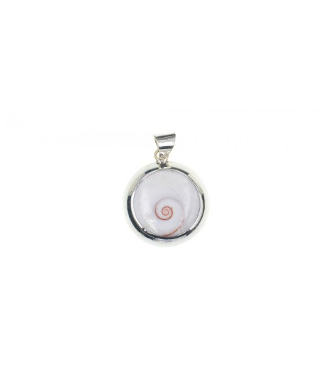 Pendentif Ste Lucie rond large