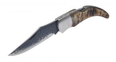 Couteau de Berger en Bélier - lame forgée 18 cm