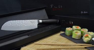 Santoku knife - Sugoï by Zuria