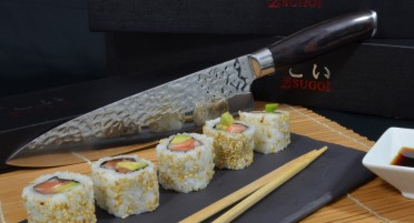 Gyuto knife - Sugoï by Zuria