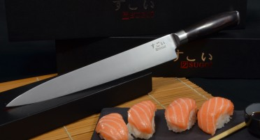 Couteau à Sashimi - Sugoï by Zuria