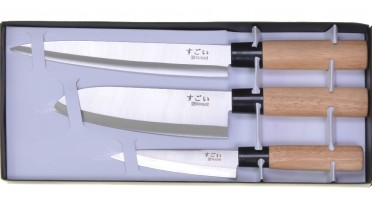 Japanese knife set - Sugoï by Zuria