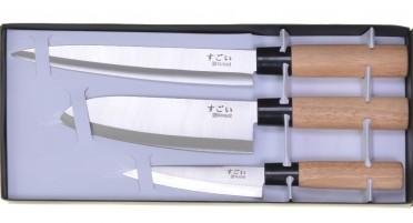 Japanese knife set - Sugoï by Zuria