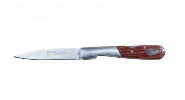 Vendetta Corse manche en bois d'Arbousier et Lock-back - modèle 17 cm