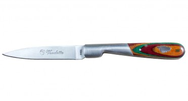 Vendetta Corsica handle in multicolored resin - 21 cm