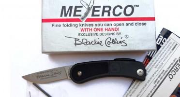 Couteau pliant américain MEYERCO STRUT'N'CUT