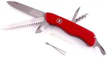 Victorinox Rucksack Red