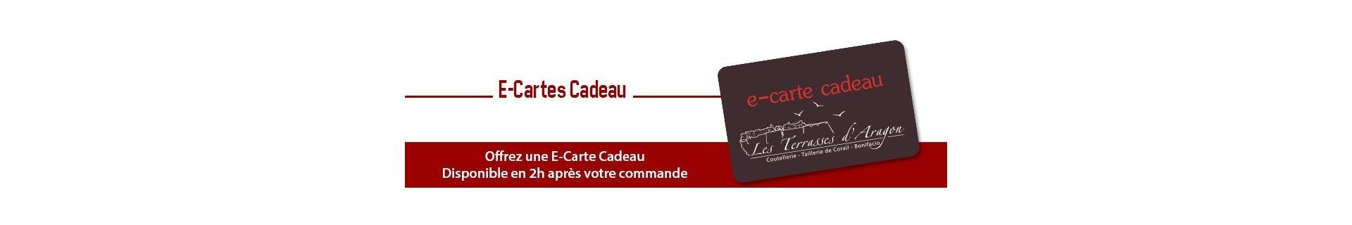 E-Cartes Cadeau