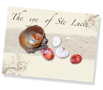 Legend of the Eye of Saint Lucia