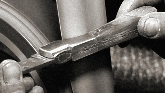 The history of Corsican cutlery